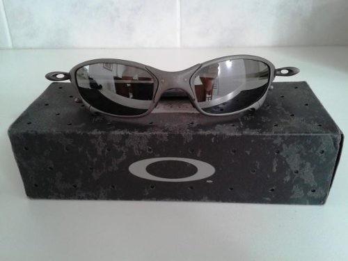 fc8a3deb3 Oakley Juliet X- Metal 100% Fosco Polarized Black Iridium - R$ 179 ...