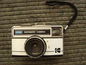Antiga Camera Fotografica Kodak Instamatic 177xf
