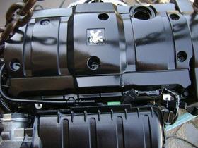 Motor Parcial Peugeot 207 1.6 16v Flex 2011