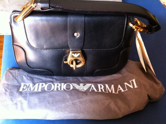 Bolsa Armani- Clássica (linda E Novíssima!)- Italiana