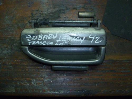Vendo Manigueta Trasera Izquierda De Subaru Legacy, 1992