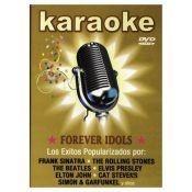 Karaoke - Forever Idols Dvd P