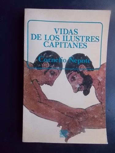 Vidas De Los Ilustres Capitanes - Cornelio Nepote - Sep