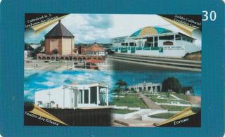 Cartão Telefônico Acre - Cruzeiro Do Sul - Bm4