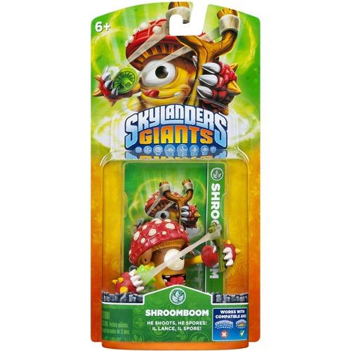 Boneco Skylanders Giants Shroomboom Para Playstation Ps4 3ds