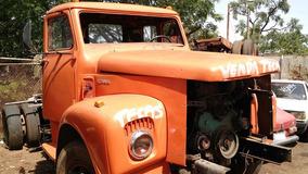 Scania 110/111s Parte Desmontada - Tem Documento Motor 112s