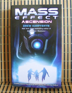 Mass Effect : Ascension - Novela Sci Fi - Drew Karpyshyn