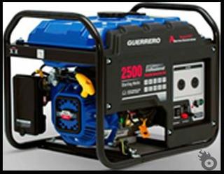 Grupo Electrogeno Guerrero Gg 2500 Generador Motovega