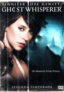 Dvd Ghost Whisperer Segunda Temporada 6disco/perf Estado