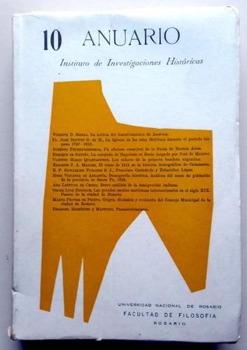 Anuario Instituto De Investigaciones Históricas
