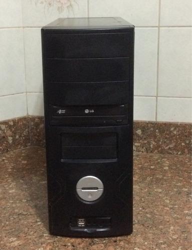 Pc Completo Intel E 7500 Com 2 Giga Ddr2 E Hd De 500g