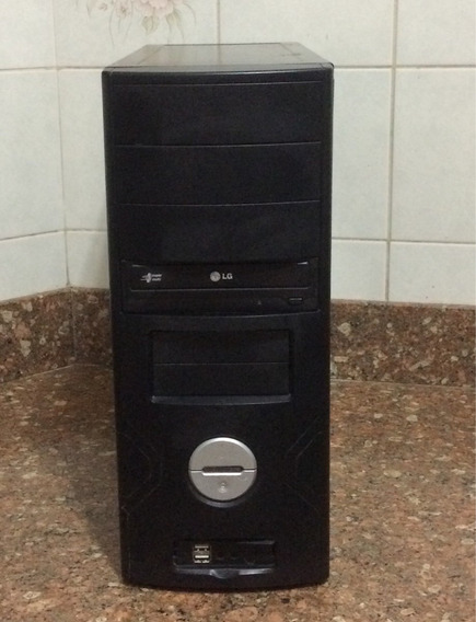 Pc Completo Intel E 7500 Com 2 Giga Ddr2 E Hd De 500g