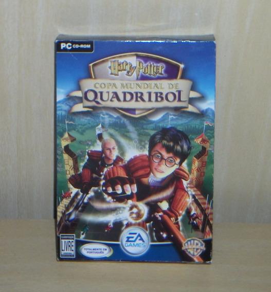 Harry Potter Copa Mundial De Quadribol / Quidditch Cup - Pc