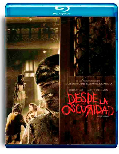 Desde La Oscuridad Out Of The Dark Pelicula Blu-ray