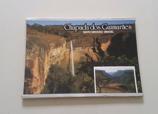 Álbum Cartão-postal Chapada Dos Guimarães Mato Grosso - Br