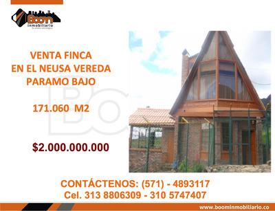 *venta Finca Neusa 171.060 M2