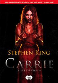 Stephen King Carrie A Estranha - Suma - Bonellihq Cx289 E18