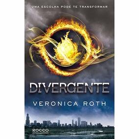 Livro Divergente Veronica Roth Frete Grátis