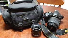 Nikon D3100 + Lentes + Case ( Não Compre Sem Pergunta )
