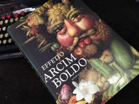 Antigo Livro Effetto Arcim Boldo Editora Romanzo Bompiani
