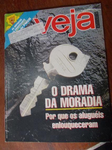 Veja - O Drama Da Moradia. Por Que Os Aluguéis Enlouqueceram