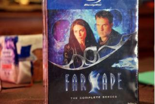 Farscape Bluray Serie Completa