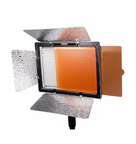 Iluminador Yongnuo Led Yn-900 Il + App +2 X F970 +carregador
