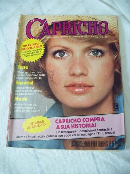 Capricho Nº 386: Michela Roc - Rosalba Grottesi - 1975