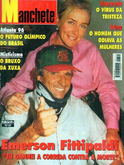 Manchete 2314 * Fittipaldi * Travolta * Iglesias