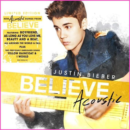 Justin Bieber - Believe Acoustic (limited Edition) Cd