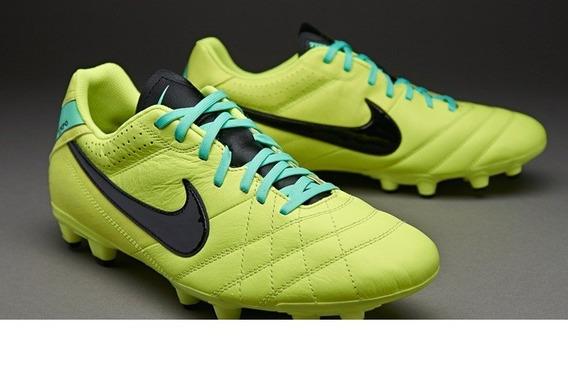Nike Tiempo (us 8,5) Cm 26,5) Cod 407
