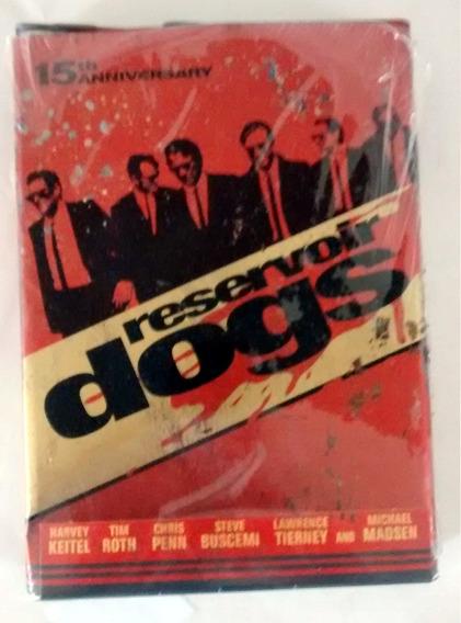 Dvd Reservoir Dogs [ Cães De Aluguel ] [ Gas Can Case ]