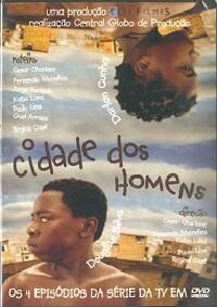 Dvd Cidade Dos Homens - 1ª Temporada- Série De Tv