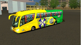 Patch Mod Bus 18 Wheels Of Steel V. 2014 Simulador De Ônibus