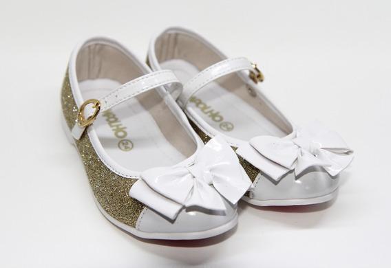 Sapato Princesa Premium Branco Da Pimpolho