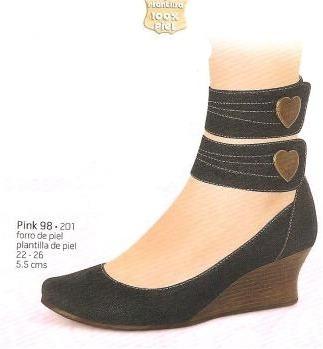 Padrisimos Zapatos De Dama Negros Talla 6 Nuevos Checalos
