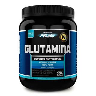 Glutamina Age (300g) - Nutrilatina Age