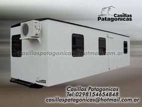 Casilla Rural Trailer Petrolero Modulo Vivienda Oficina Obra