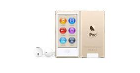 iPod Nano 7 Dourado - 16 Gb Com Acessórios! Abaixei O Preço!