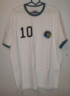 Camisa New York Cosmos Estados Unidos Retro Futebol Gg ..