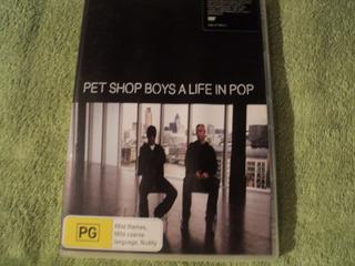 Pet Shop Boys A Life In Pop Dvd De Coleccion