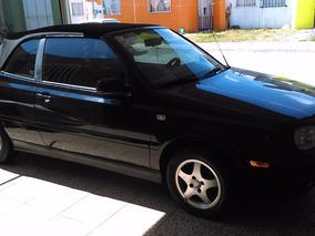 Golf Cabrio Mod 2000 Todo Pagado
