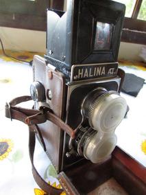 Halina Ai - Maquina Fotográfica Antiguidade
