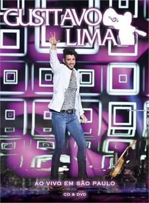 Gusttavo Lima Ao Vivo Em Sao Paulo[dvd+cd Original Lacrado]