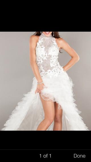 Vestido Jovani Debutante (noiva Ou 15 Anos)veste 36/38 Bra