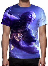 Camisa, Camiseta League Of Legends Ryze O Mago Rúnico