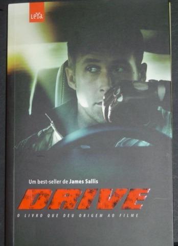 Drive James Sallis Romance Livro Novo