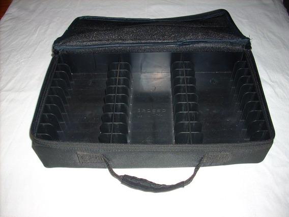 Caja Contenedora Para Casettes