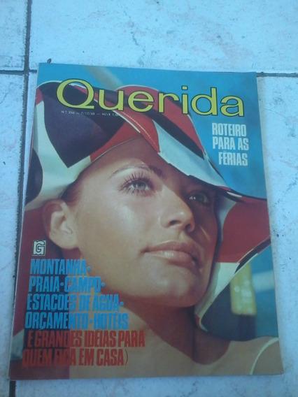 Revista Querida -número 365.. 7 / 12 / 1968.frete Grátis