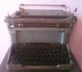 Antiga Maquina De Escrever